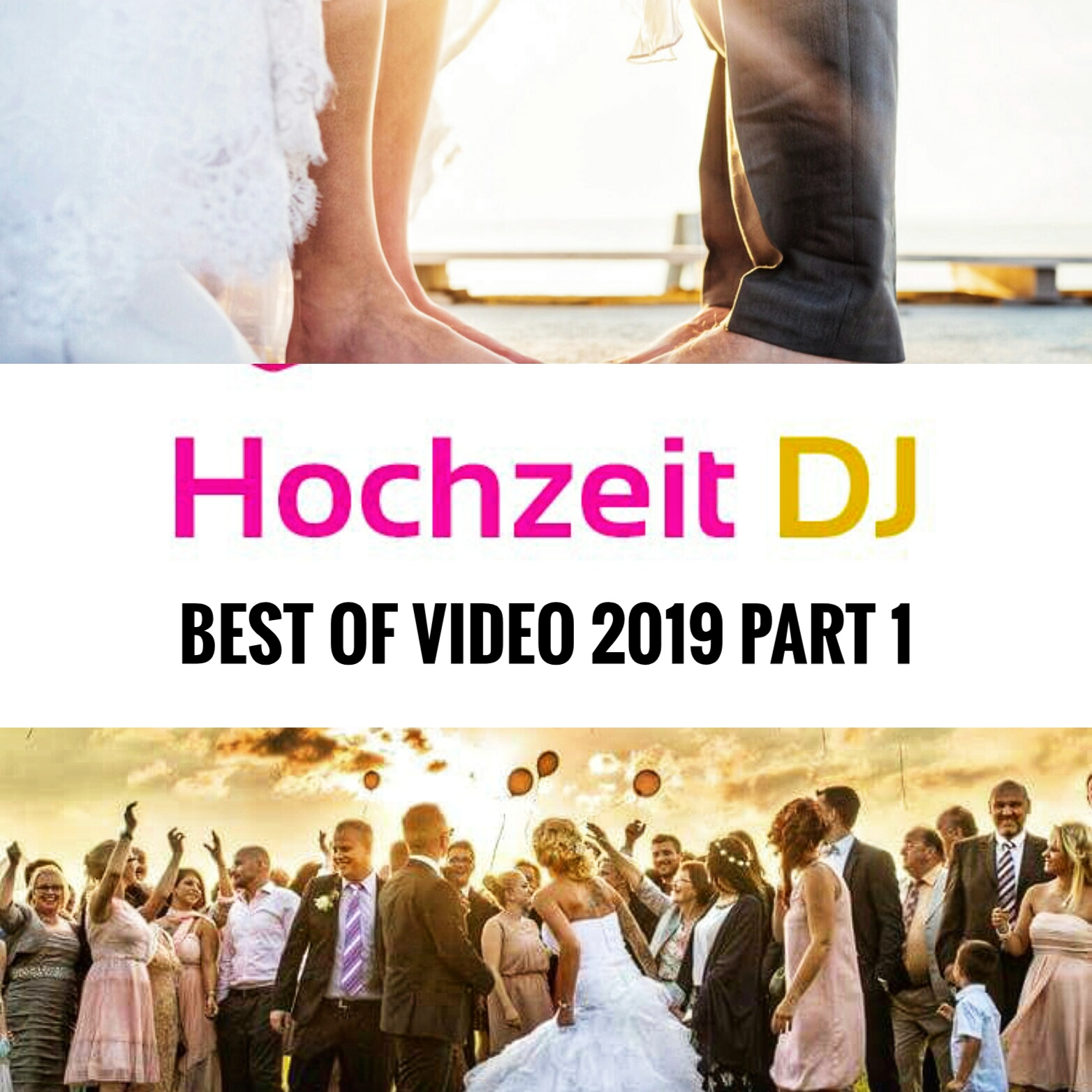 Hochzeit DJ best of wedding part 1