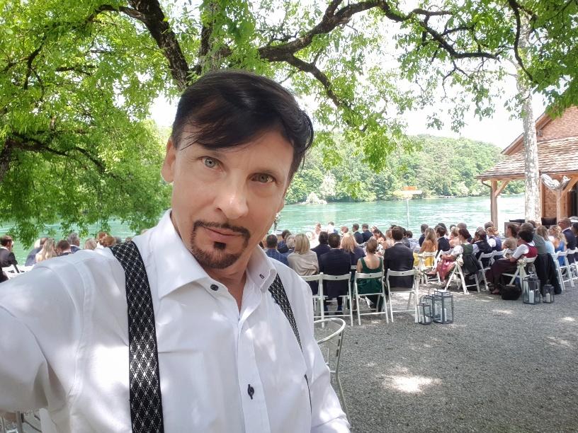 Wedding Hochzeit DJ Roland Wyss